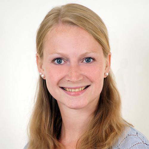 Bauleiterin Doreen Linde